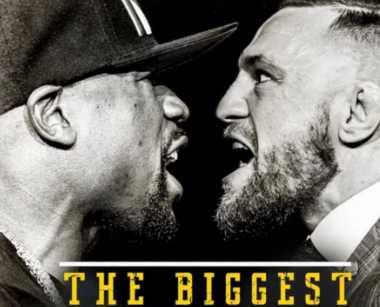 TERNYATA! Biaya Pertandingan Conor McGregor vs Floyd Mayweather Lebih Mahal ketimbang Laga Pacquiao vs Mayweather
