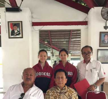 Jelang Tampil di Kejuaraan Dunia Taikai, Anak Bupati Lahat Aswari Riva'i Jalani Latihan Terakhir