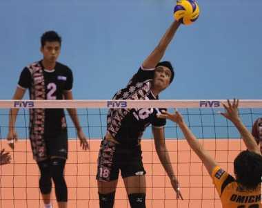 Saling Jual Beli Serangan, Indonesia Kalah Tipis dari Kazakhstan 2-3