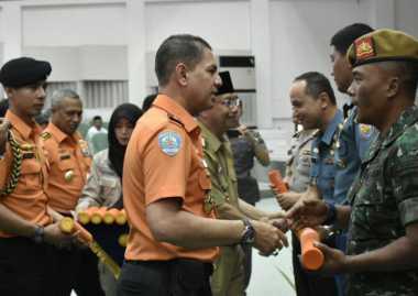 Sigap dalam Evakuasi, 1.106 Rescuer Heli Basarnas Dapat Penghargaan