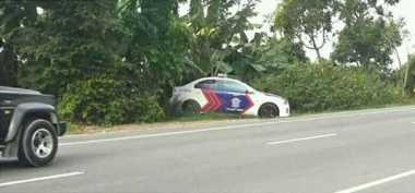 Hati Deg-degan Lihat Mobil Patroli Polisi, saat Dilewati Ternyata....