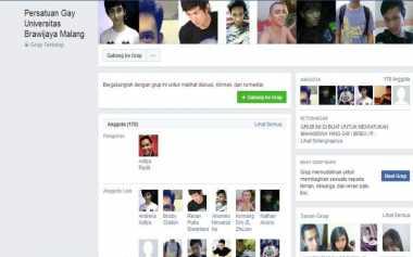 Universitas Brawijaya Laporkan ke Polisi Terkait Grup Komunitas Gay di Facebook