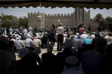 Indonesia Desak Masyarakat Internasional Lindungi Kebebasan Ibadah Rakyat Palestina