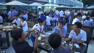 Sah! Baru Setahun Berjalan, Festival Bir Korea Utara Dibatalkan