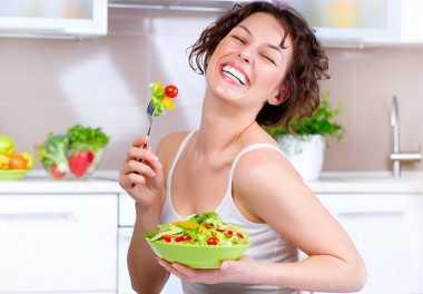 Rutin Makan Bayam, Jeruk dan Pisang Bisa Bikin Hati Riang Gembira!