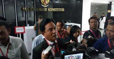 Yusril Minta Ketegasan MK Soal HTI di Sidang Perdana Perppu Ormas