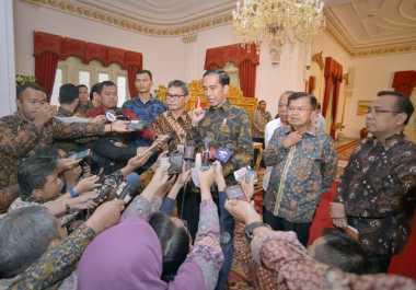 Kenapa PAN Tak Diundang ke Istana saat Kumpulkan Parpol Koalisi? Ini Jawaban Jokowi