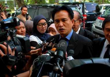 Yusril: Begitu Diteken Jokowi, Saya Langsung Gugat UU Pemilu ke MK