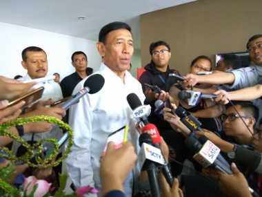 Wiranto: Masyarakat Adil Makmur Harus Didahului Persatuan dan Kesatuan