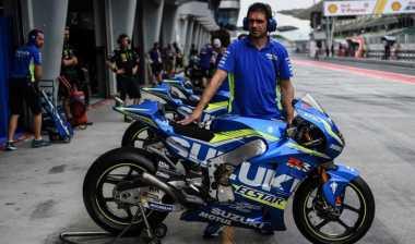 Iannone: Suzuki Akan Tampil dengan Tim Satelit di MotoGP 2018