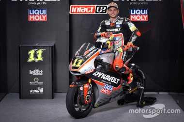 Rider Moto2 Ini Jadi Pengganti Permanen Nicky Hayden di Superbike?