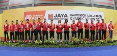 Sempat Unggul 2-1 atas Korsel, Susi Susanti: Indonesia Kalah Fight di Kejuaraan Bulu Tangkis Junior Asia 2017
