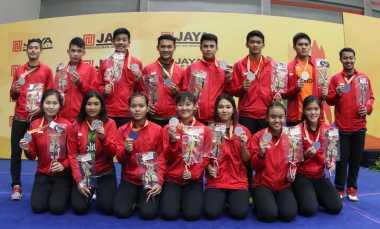 Meski Lampaui Target, Gelar Runner-up di Kejuaraan Bulu Tangkis Junior Asia 2017 Dianggap Susi Susanti Nanggung