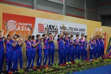 Taklukkan Gregoria Mariska, Jadi Kunci Kemenangan Korea Kawinkan Gelar Piala Sudirman dengan Juara Beregu Campuran Junior Asia