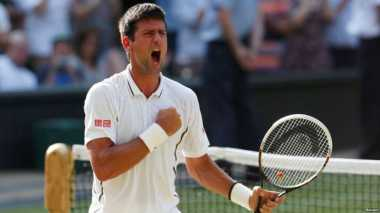 Jelang Amerika Terbuka 2017, Novak Djokovic Absen dan Murray Diragukan Fit