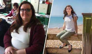 Takut Sedot Lemak, Remaja Berbobot 120 Kg Sukses Turunkan 57 Kg dengan Caranya Sendiri