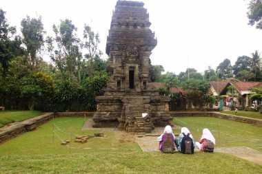 Legenda dan Pelajaran dari Ditabraknya Candi Kidal di Malang