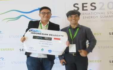 Wiih, Mahasiswa Indonesia Unjuk Gigi Riset di Meksiko