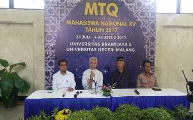 Universitas Brawijaya & Universitas Negeri Malang Jadi Tuan Rumah MTQ Mahasiswa Nasional XV