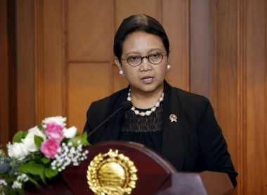 Peringati 60 Tahun Hubungan, Menlu Indonesia dan Laos Bertemu di Jakarta