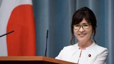 Duuh! Menteri Pertahanan Jepang Mengundurkan Diri, Ada Apa Ya?