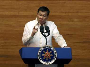 Astaga! Presiden Filipina Sebut Universitas Ternama Inggris sebagai 'Sekolah untuk Orang Bodoh'