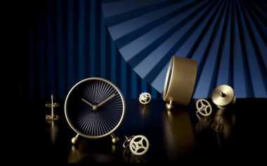 Percikan Warna Emas untuk Beri Sentuhan Mewah pada Ruang Minimalis tanpa Terkesan Norak