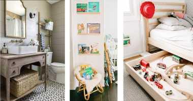 Kekurangan Lahan untuk Storage di Rumah, Yuk Manfaatkan Ruang Tersembunyi Ini!