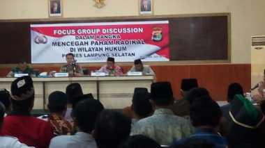 Deradikalisasi dan Kontra Radikal, Cara Polda Lampung Antisipasi Gerakan ISIS di Indonesia