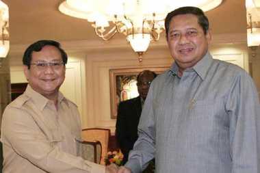 Kenapa Prabowo-SBY Bertemu di Momentum Peristiwa Kudatuli 27 Juli? Ini Jawaban Demokrat