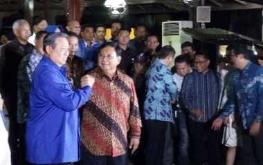 Pertemuan Puri Cikeas Lahirkan 'Kesepakatan 27 Juli' Antara SBY dan Prabowo