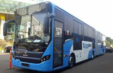 Edan! Bus Transjakarta Dicolong Mantan Pegawai