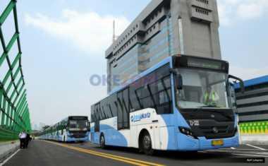Nekat Curi Bus Transjakarta, Pelakunya Mantan Sopir di Operator Mayasari Bakti