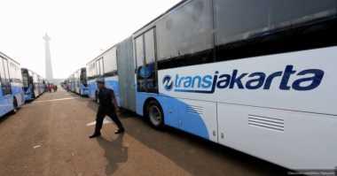 Ini Modus Mantan Pegawai Nyolong Bus Transjakarta