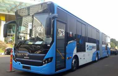 Rasain! Pencuri Bus Transjakarta Bakal 'Digarap' di Polres Jaktim