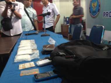 Cerita Dibalik Timsus BNNP Bengkulu Bongkar Jaringan Narkoba Internasional