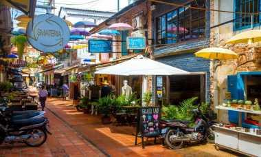 Asyik! Cukup 2 Hari Saja untuk Nikmati Keindahan Kamboja