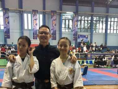 Tampil di Kejuaraan Dunia Taikai, Anak Bupati Lahat Aswari Riva'i Bidik Emas