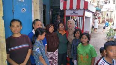 Dahsyat! DPD Perindo Kota Malang Bagikan 30 Gerobak Perindo ke Pedagang