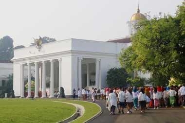 Wow! 3 Hari Dibuka untuk Umum, Istana Kepresidenan Bogor Sedot 8.875 Pengunjung