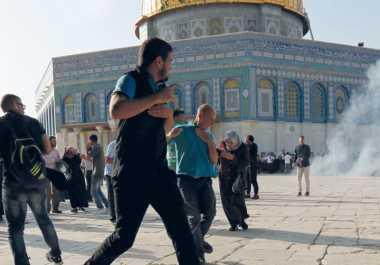 Astagfirullah! Israel Larang Pria Muslim di Bawah 50 Tahun Masuk ke Masjid Al Aqsa