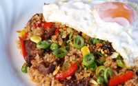URBAN FOOD: Hempaskan Lapar Tengah Malam dengan Nasi Goreng Cabai Hijau
