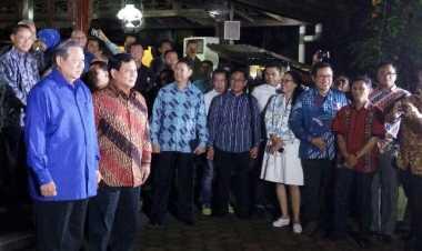 Setelah Gerindra, Diplomasi Nasi Goreng SBY Akan Berlanjut ke PKS dan PAN
