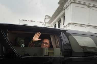Ketua MPR Ingin Undang SBY, Megawati dan Prabowo Jalan Sehat Bersama