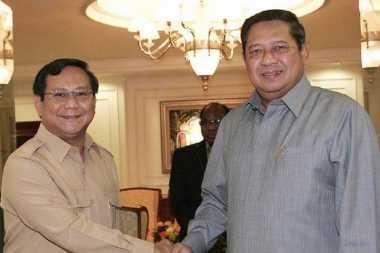 Wasekjen Demokrat: Prabowo & AHY Sempat Berbincang 4 Mata