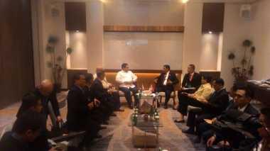 Pertemuan Pendahuluan, Menko Polhukam Bahas Ancaman Terorisme dan ISIS Bersama 3 Negara di Manado