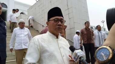 Soal Pertemuan SBY-Prabowo, Ketum PAN: Hanya Silaturahmi