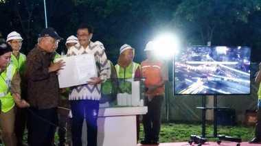 Djarot: Simpang Susun Semanggi Tak Otomatis Kurangi Kemacetan