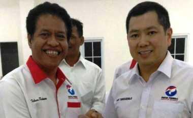 Ketua DPW Perindo Sumsel Kembalikan Formulir Cagub ke Partai Gerindra dan Hanura