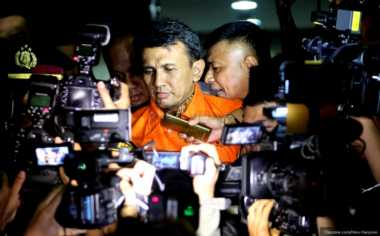 Masa Persidangan Selesai, Mantan Gubernur Sumut Gatot Pudjo Kembali ke Sukamiskin